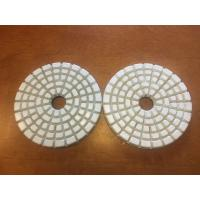Wholesale High Effiective 4'' Dry Diamond Polishing Pads With 5 Steps 50# 100# from china suppliers