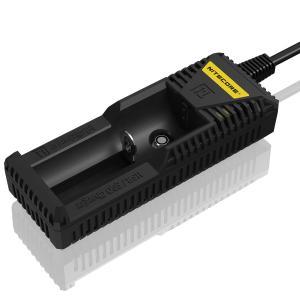 Wholesale Nitecore 18650 battery charger nitecore i1 single smart charger Nitecore battery charger from china suppliers