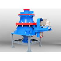 Wholesale Firm Structure Cone Crusher Machine , Gold Ore Crusher Hydraulic Crushing Machine from china suppliers