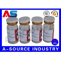 Wholesale Trenbolone Acetate Bottle Sticker 10ml Injectable Vials Printing from china suppliers