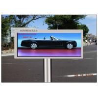 Wholesale Advertising Transparent LED Screen , CE 16mm Pitch Pixel Electronic Display Board from china suppliers