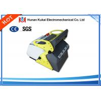 Buy cheap Automobile Tubular Key Cutting Machine SEC-E9 With German Language from wholesalers