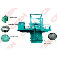 Wholesale ZJD2300 / 120 Hydraulic Drill Rig  2.3M Drilling Diameter and 90M / 100M / 120M / 140M depth from china suppliers