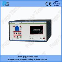 Buy cheap 6KV Surge Generator with 7 inches LCD according to IEC61000-4-5 standard from wholesalers