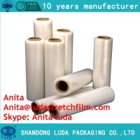 Wholesale Luda high quality Moisture Proof Feature lldpe stretch film from china suppliers