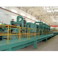 Buy cheap Semi Continuous Push Pull Pickling Line For Removing Ferric Oxide from wholesalers