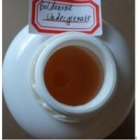 Quality Yellowish Oily Liquid Boldenone Undecylenate Equipoise for sale