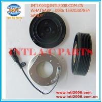 Wholesale 64526908660 64526918751 Calsonic CSV613 ac compressor magnetic clutch assembly 6pk pulley for BMW 3 E46 316i/318i/320i from china suppliers