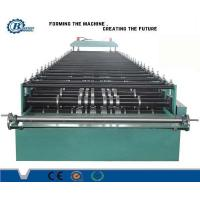 Wholesale High Capacity Roofing Roll Forming Machine For Color Sheet Metal Trapezoidal Profile from china suppliers