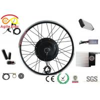 Quality Fat Tire 48v 500w Electric Bike Wheel Hub Kit Electric Bike for sale