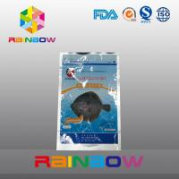 Wholesale Aluminum Foil 1kg Pet Food Pouch Standing Up With Zipper Fishing Bait Bags from china suppliers