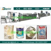 Wholesale CE Standard Food Extruder Machine Nutrition Powder Extruding Line from china suppliers