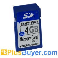 Wholesale 4GB SD Memory Card from china suppliers