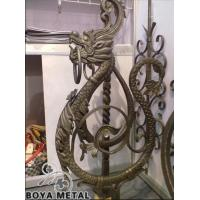 Wholesale Forged Metal Ironworkss Staircase Railings from china suppliers