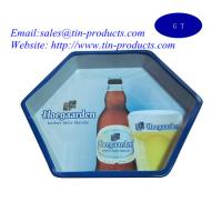 Wholesale Sell Tin beer tray ,Metal beer tray -Golden Tin Co.,Limited from china suppliers