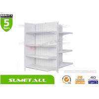 Wholesale Four Sided Convenience Store Racks / Steel Product Display Shelves Strong Style from china suppliers