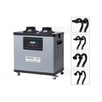 Wholesale Digital Industrial Portable Fume Extractor 200W Low Noise with Hepa Filter from china suppliers