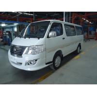 Wholesale High Bearing Capacity Luxurious White Mini Bus Van With Air Bag from china suppliers