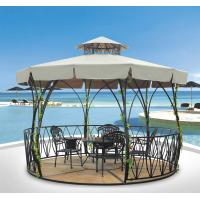 Wholesale China outdoor gazebo garden tent metal pavilion flower garden Pavilion 1117 from china suppliers