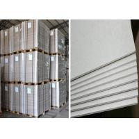 Wholesale Flat and Durable Two Side Grey Color Gray Board in Pallets Package from china suppliers