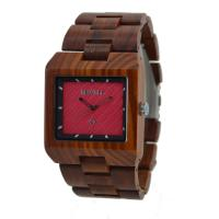 Quality ZS-16A Vogue Dial Wooden Wrist Watch With Japanese Battery , CE ROHS Approved for sale