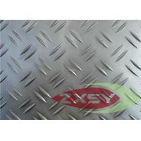 Wholesale 3003 Hydrophilic Professional Embossed Aluminium Sheet Hot Rolled from china suppliers