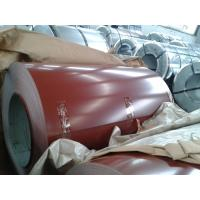 Wholesale Zn 60g Color Coated Steel Coil , Prepainted Galvanized Steel Coil from china suppliers