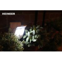Quality China solar powered motion sensor lights from Heineer Solar with PIR and light control for sale