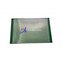 Wholesale 500 Flat Series Rectangle Shale Shaker Screen For Oilfield Drilling from china suppliers
