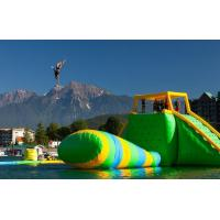 Wholesale Fire-Retardant Inflatable Catapult Blob , Inflatable Water Blob from china suppliers