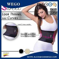Wholesale chwhite S'BELT Breathable Waist Tummy Belt Sport Body Shaper Trainer Corset -Body Shaper from china suppliers