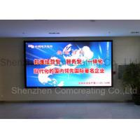Wholesale Customized Size Full HD P2.5 Indoor Full Color LED Video Wall Front Access LED Advertising Display Board OEM from china suppliers