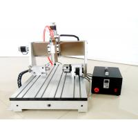 Wholesale High Speed Version Desktop 6040 CNC Router , Benchtop CNC Milling Machine from china suppliers