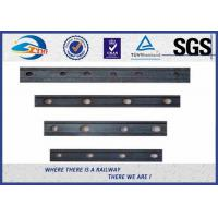 Wholesale BS Standard Fishplate for BS80A Rail Track Railway Joint Bar With 4 holes from china suppliers