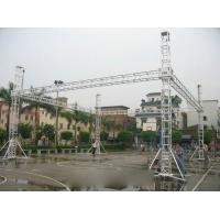 Wholesale Outdoor Aluminum Stage Truss With Aluminum Tube / LED Screen Truss from china suppliers