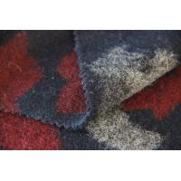 Wholesale Traditional Camouflage Jacquard 100% Merino Wool Fabric 148CM Width from china suppliers