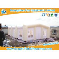 Wholesale UV - Resistance Inflatable Wedding Tents With Heat Transfer Printing from china suppliers