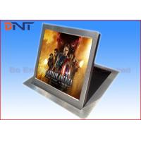Wholesale Motorized Computer Monitor Lift Brushed Aluminum With Vertical Flip Up Monitor from china suppliers