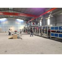 Quality 315KW 40TONS Aluminum Composite Panel Production Line Three Roller Compressor for sale