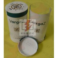 Quality Eco-friendly Round Paper Cans Packaging with Custom Logo for Clothes , Doll , Gift , Toys for sale