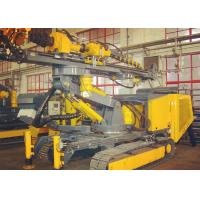 Wholesale Hydraulic Crawler Drills Compact Size For Speed Adjusting with  360° in horizontal direction from china suppliers