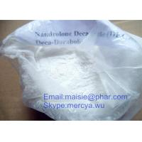 Wholesale Fat Loss Steroids Muscle Building Nandrolone Decanoate Deca-Durabolin from china suppliers
