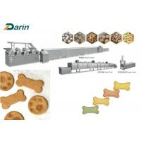 Wholesale Automatic Pet Biscuit Making Dog Biscuit Machine Made By Stainless Steel from china suppliers