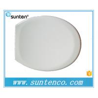 Quality One Push Button Manufacturer White Soft Close Duroplast Toilet Seat Prices for sale