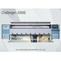 Wholesale Indoor Solvent Wide Format Printing Machines High Precision Challenger 3266E from china suppliers