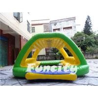 Wholesale Colorful Inflatable Water Sport Toys For Kids / Lake Floats And Loungers from china suppliers