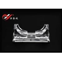 Wholesale Plastic Bangle Display Holder In Clear Color For Narrow Bangle Display from china suppliers