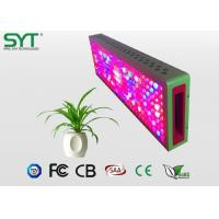 Wholesale 120 Degree Beam Angle Led Vegetable Grow Lights , 300W LED Grow Light Panel With Bridgelux Leds from china suppliers
