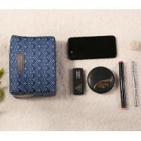 Wholesale 2017 New Thick Cotton Fabric Cosmetic Bag Makeup Bag from china suppliers