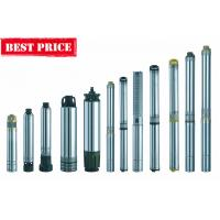 "Wholesale 2"" 3"" 4"" 5"" 6"" Stainless Steel Multiple Stage Deep Well Electric Submersible Pump from china suppliers"